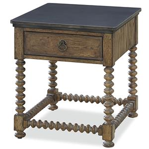 Morris Home Furnishings Bordeaux End Table