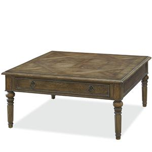 Morris Home Furnishings Bordeaux Bordeaux Lift Top Cocktail Table