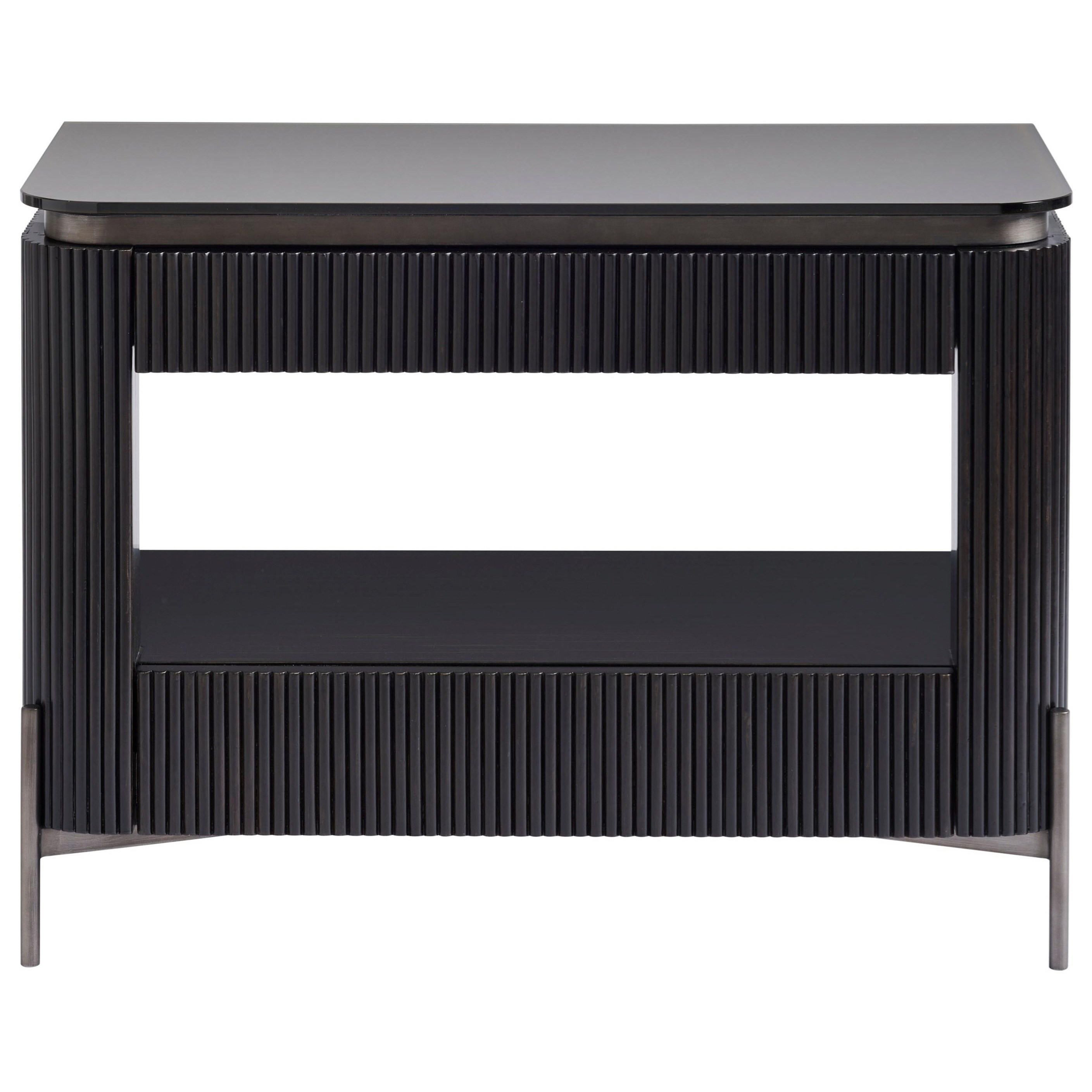 Nina Magon 941 Iris Nightstand by Universal at Baer's Furniture