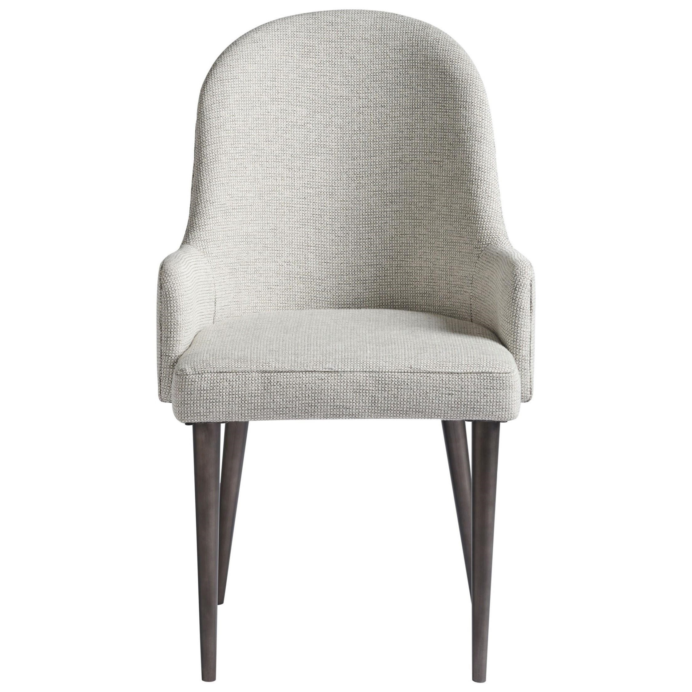Nina Magon 941 Yves Dining Arm Chair by Universal at Baer's Furniture