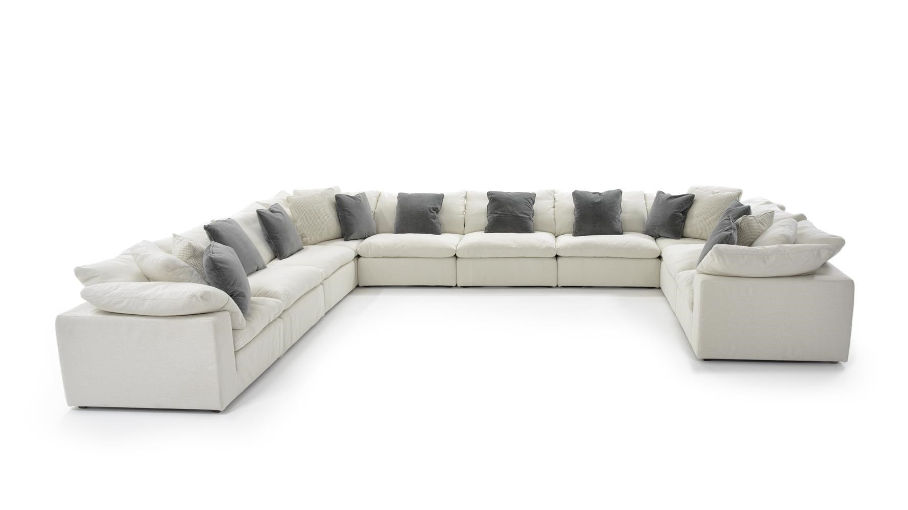 Palmer 10 Pc Sectional Sofa by Universal at Baer's Furniture