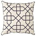 Universal Pillows UniBlue Trellis Pilllow - Item Number: P20-7001