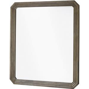 Morris Home Furnishings Platinum Platinum Mirror