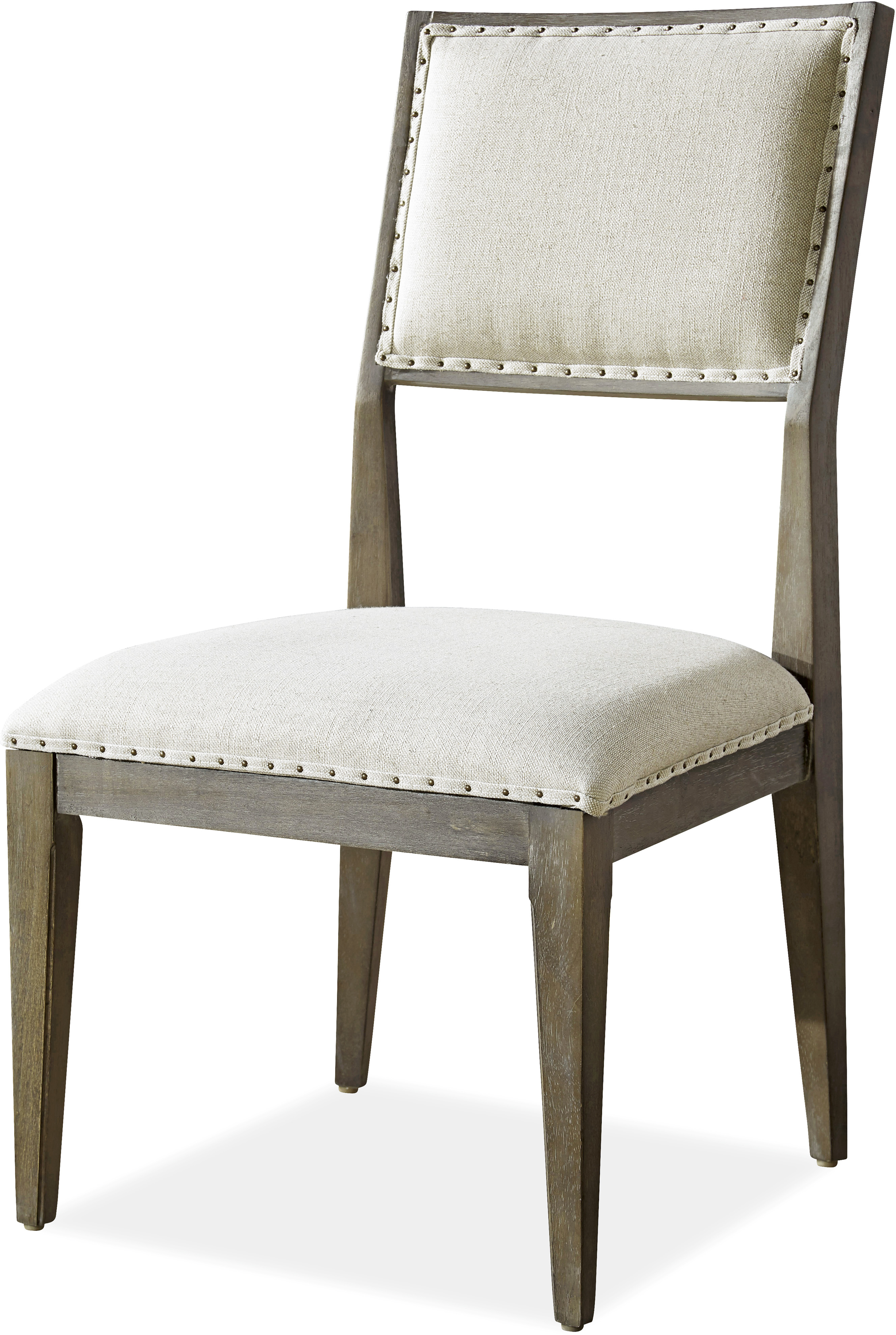 Morris Home Furnishings Platinum Platinum Dining Side Chair - Item Number: 507634-RTA