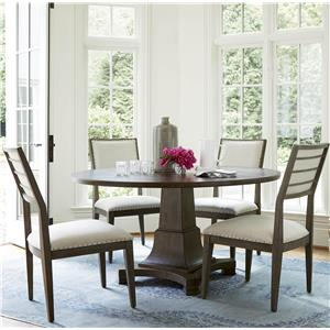 OCONNOR DESIGNS Playlist 5 Piece Dining Set