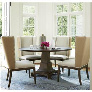 Universal Playlist 5 Piece Dining Set
