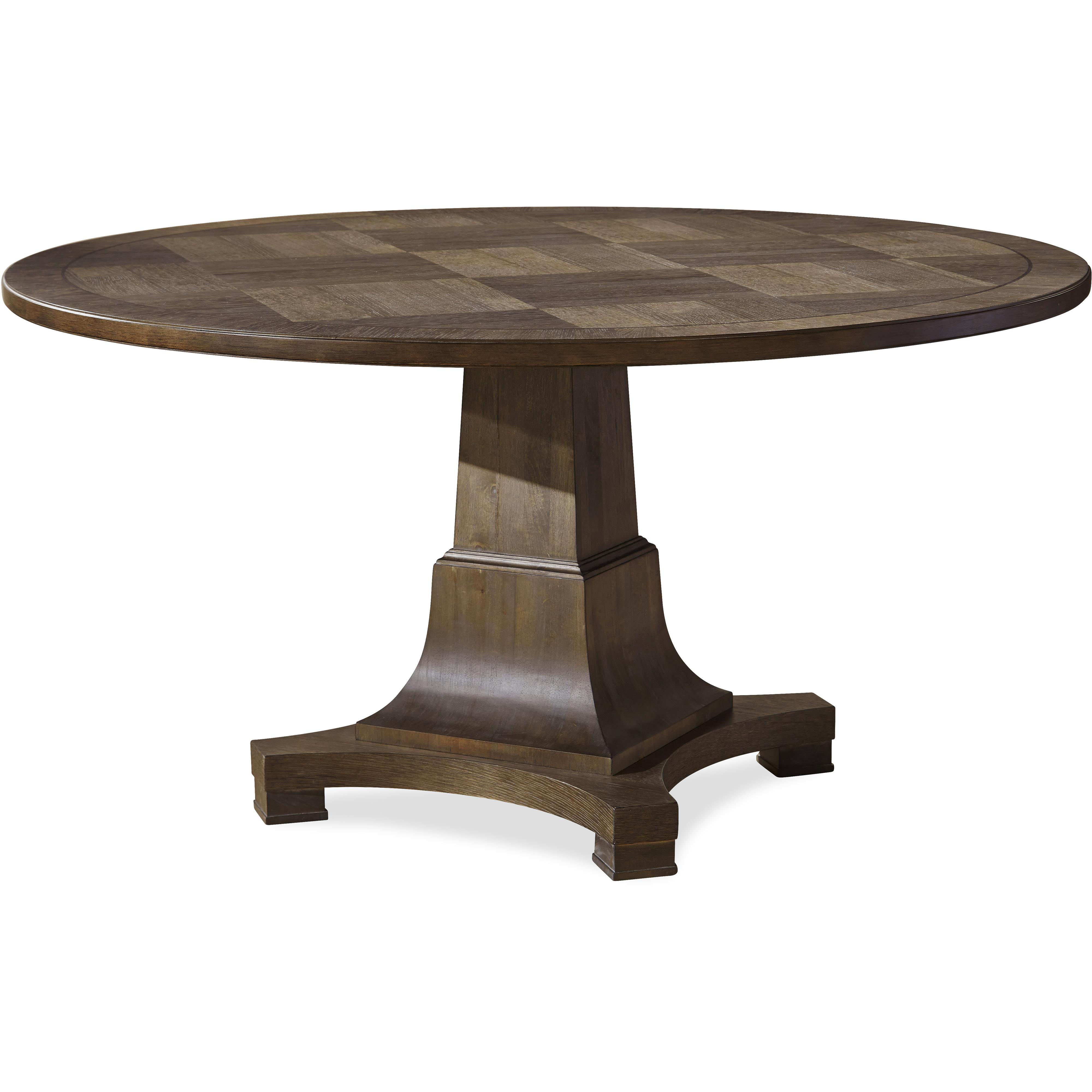 Universal Playlist Round Dining Table - Item Number: 507657
