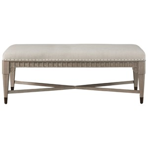 Universal Playlist Bed End Bench