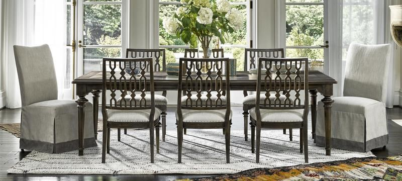 Wittman & Co. Plymouth Plymouth 5-Piece Dining Set - Item Number: 762476141