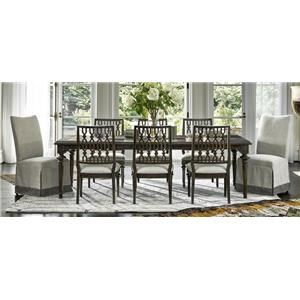 Wittman & Co. Plymouth Plymouth 5-Piece Dining Set