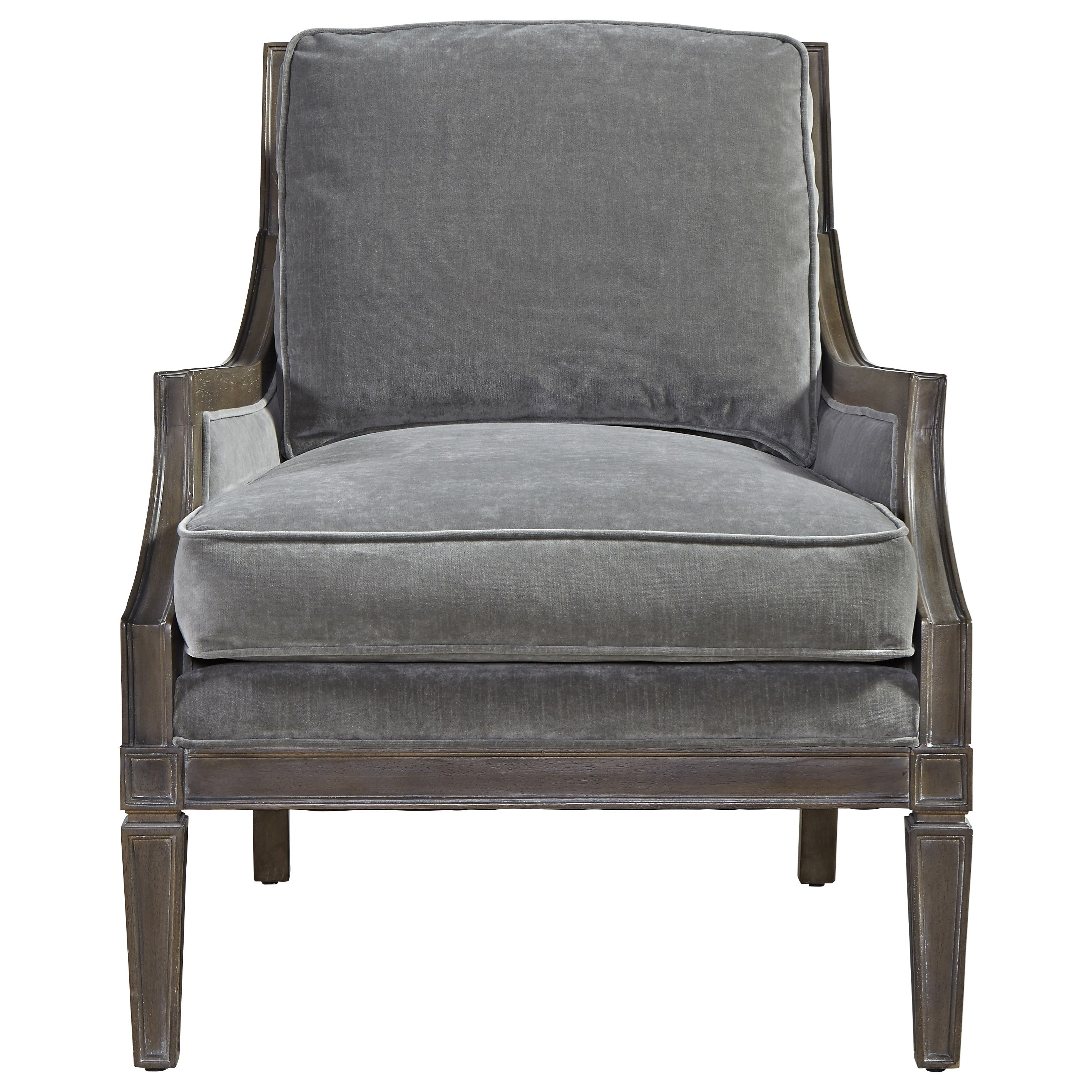 Prescott Crosspoint Accent Chair by Universal at Baer's Furniture