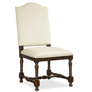 Morris Home Furnishings Providence Side Chair