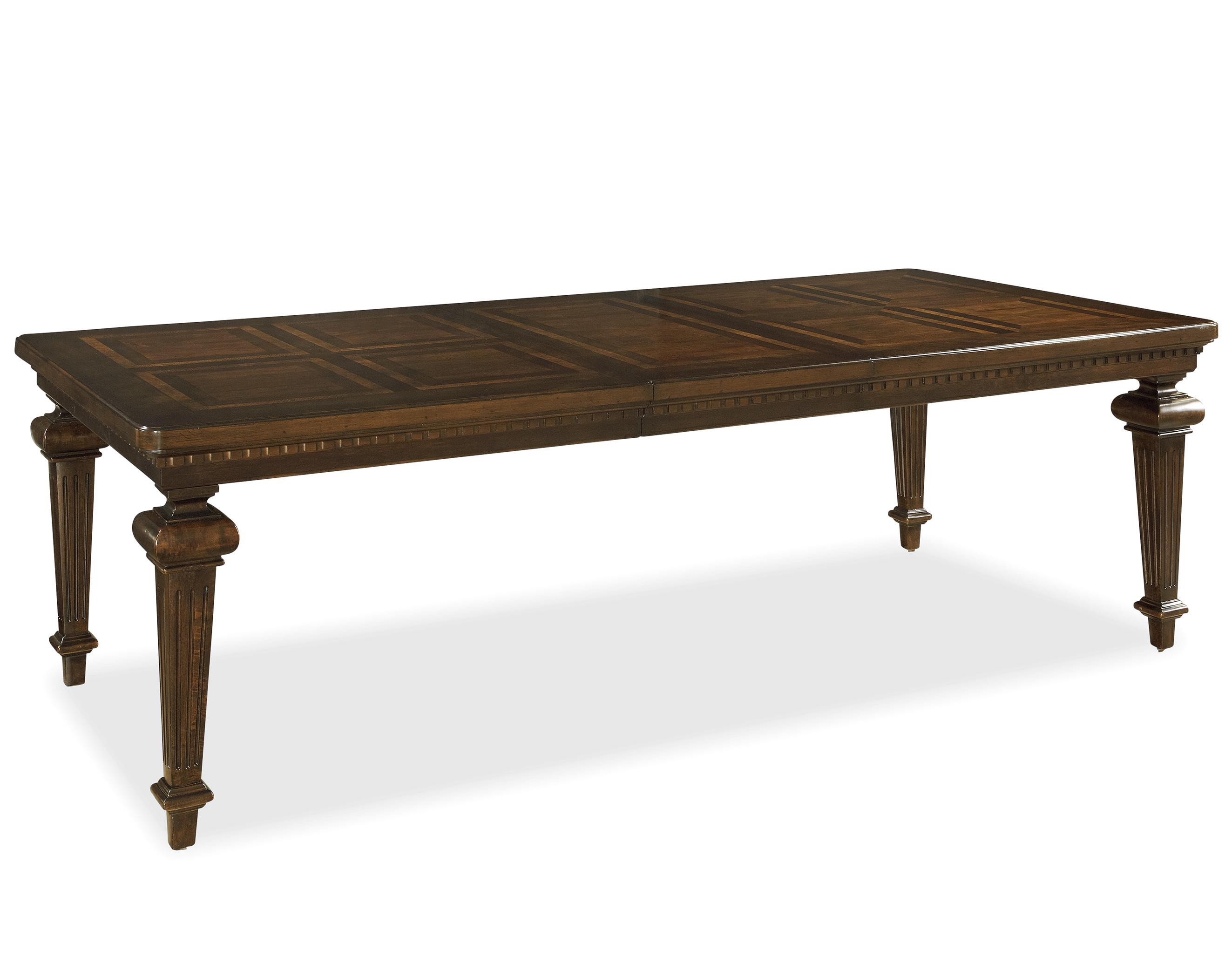 Morris Home Furnishings Providence Providence Dining Table - Item Number: 356653