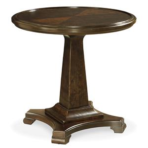 Universal Proximity Round End Table