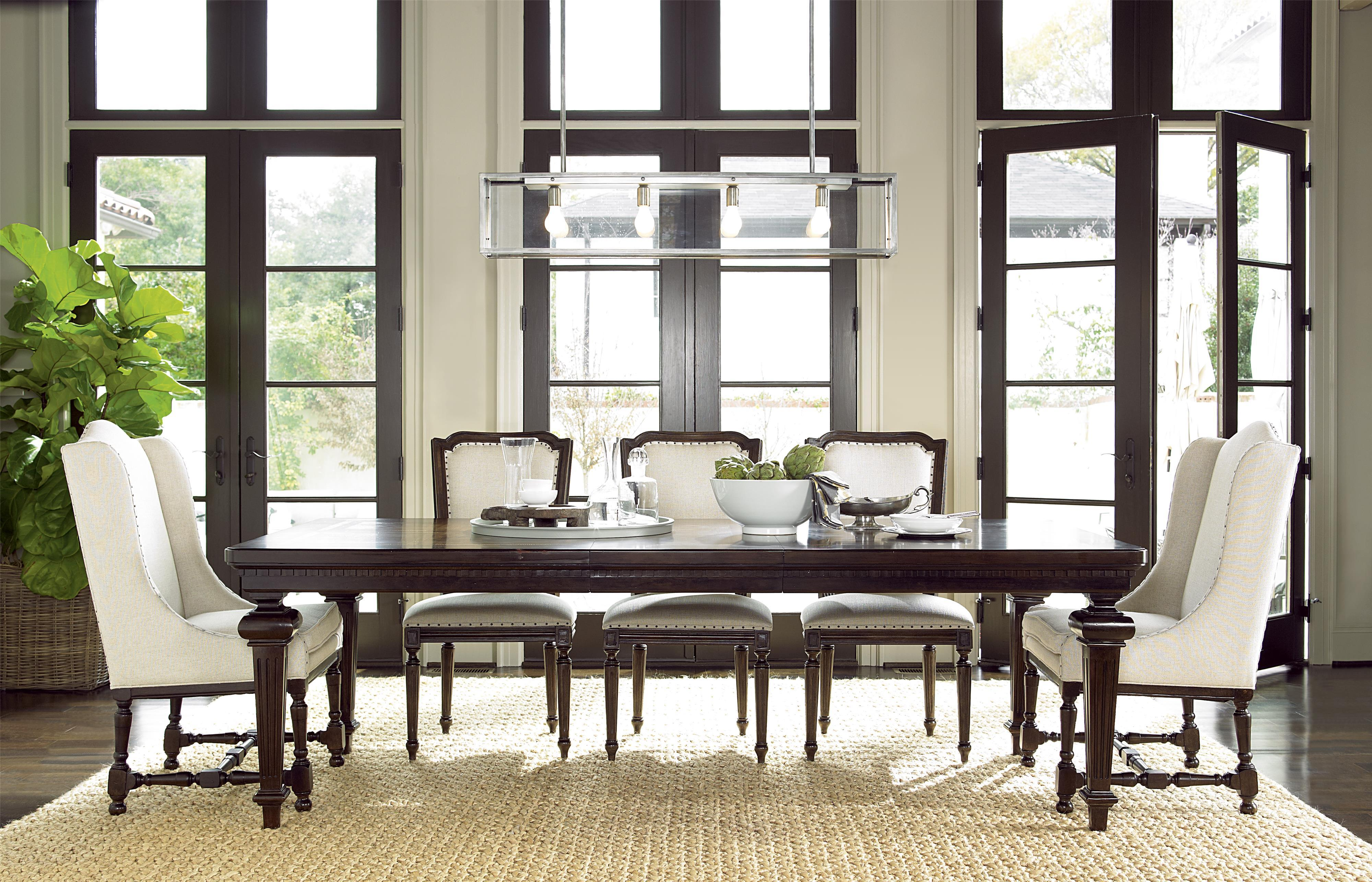 Morris Home Furnishings Providence Providence 5-Piece Dining Set - Item Number: 358244211