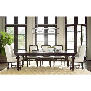 Morris Home Furnishings Providence Providence 5-Piece Dining Set