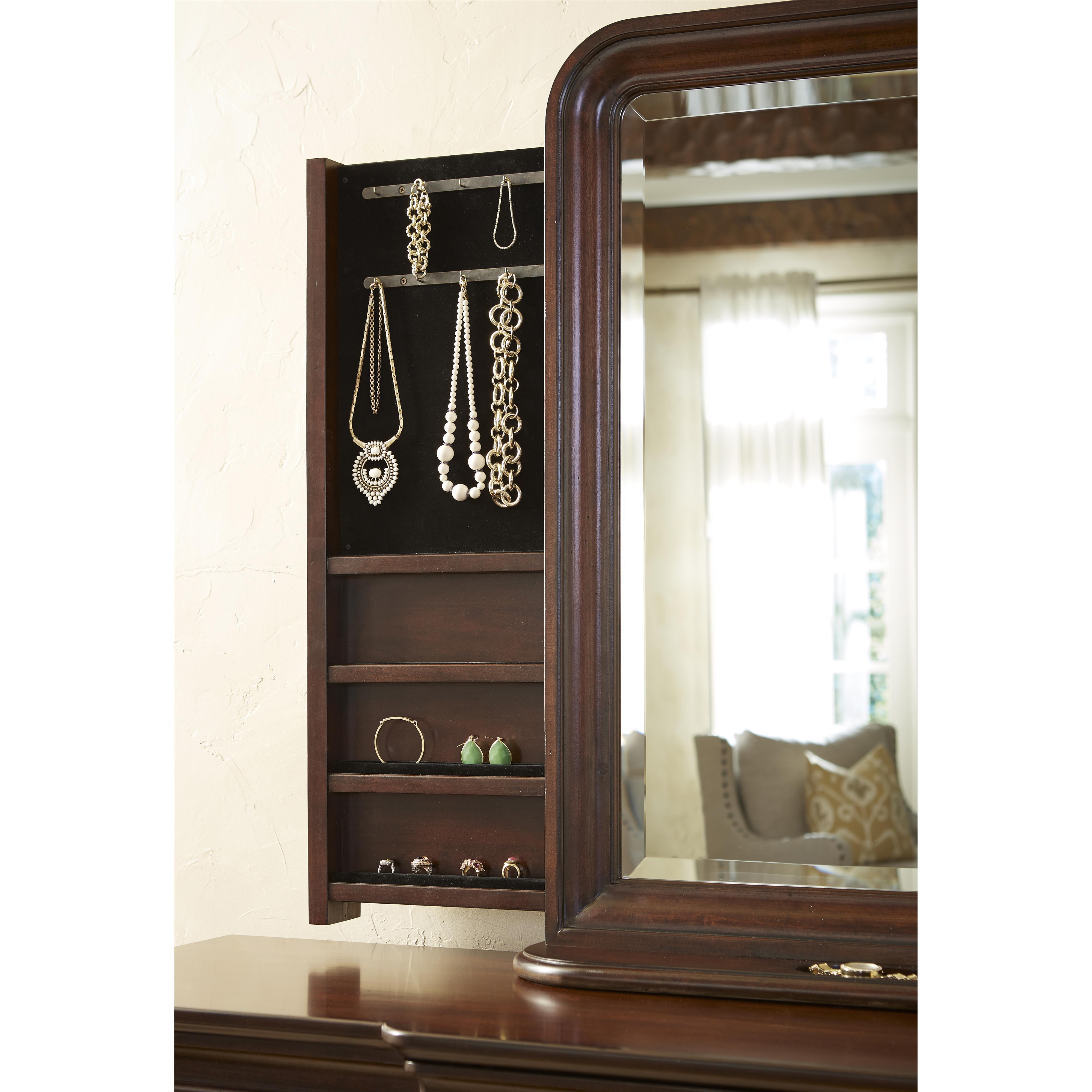 Universal Reprise Storage Mirror with Left and Right ...