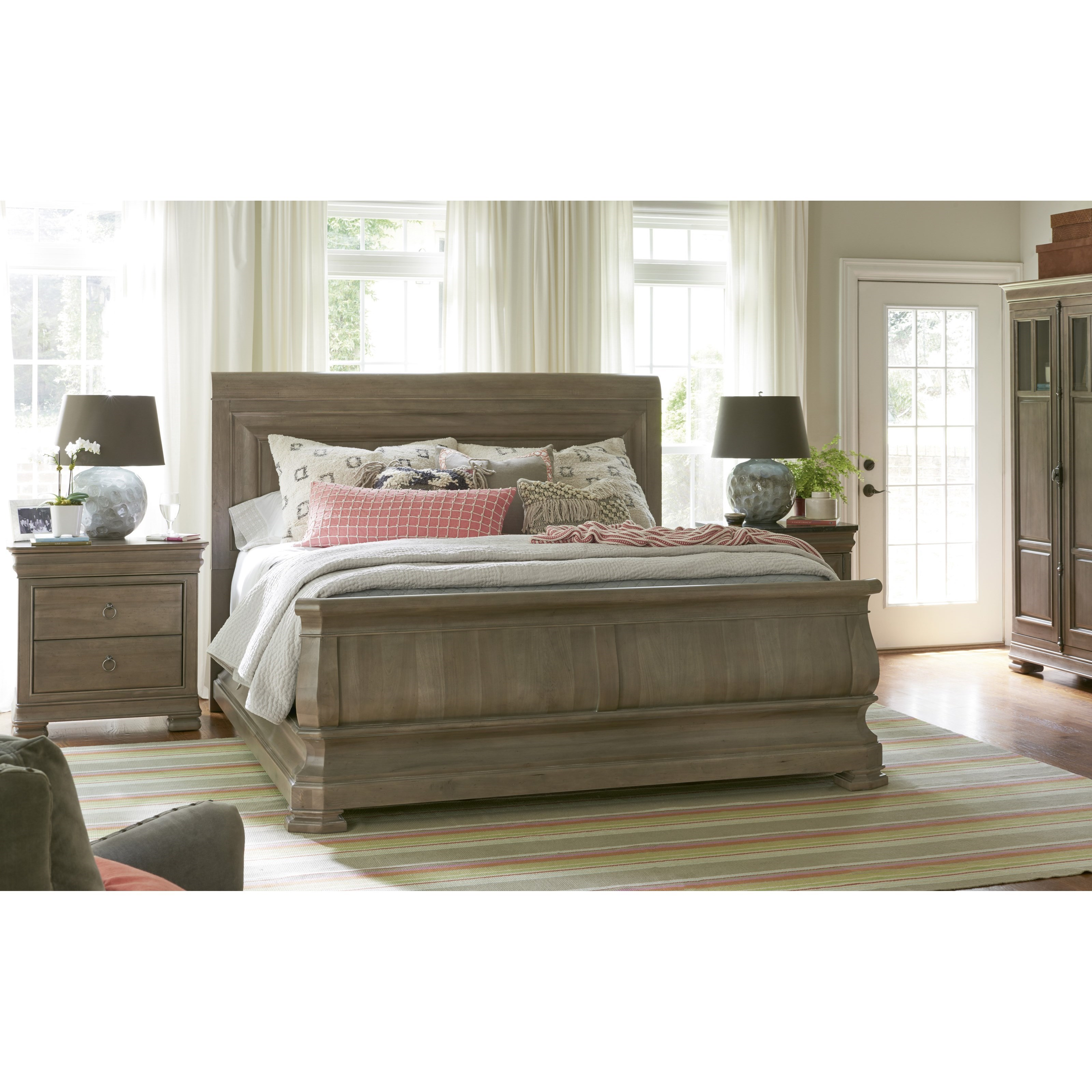 Reprise King Bedroom Group by Universal at Baer's Furniture