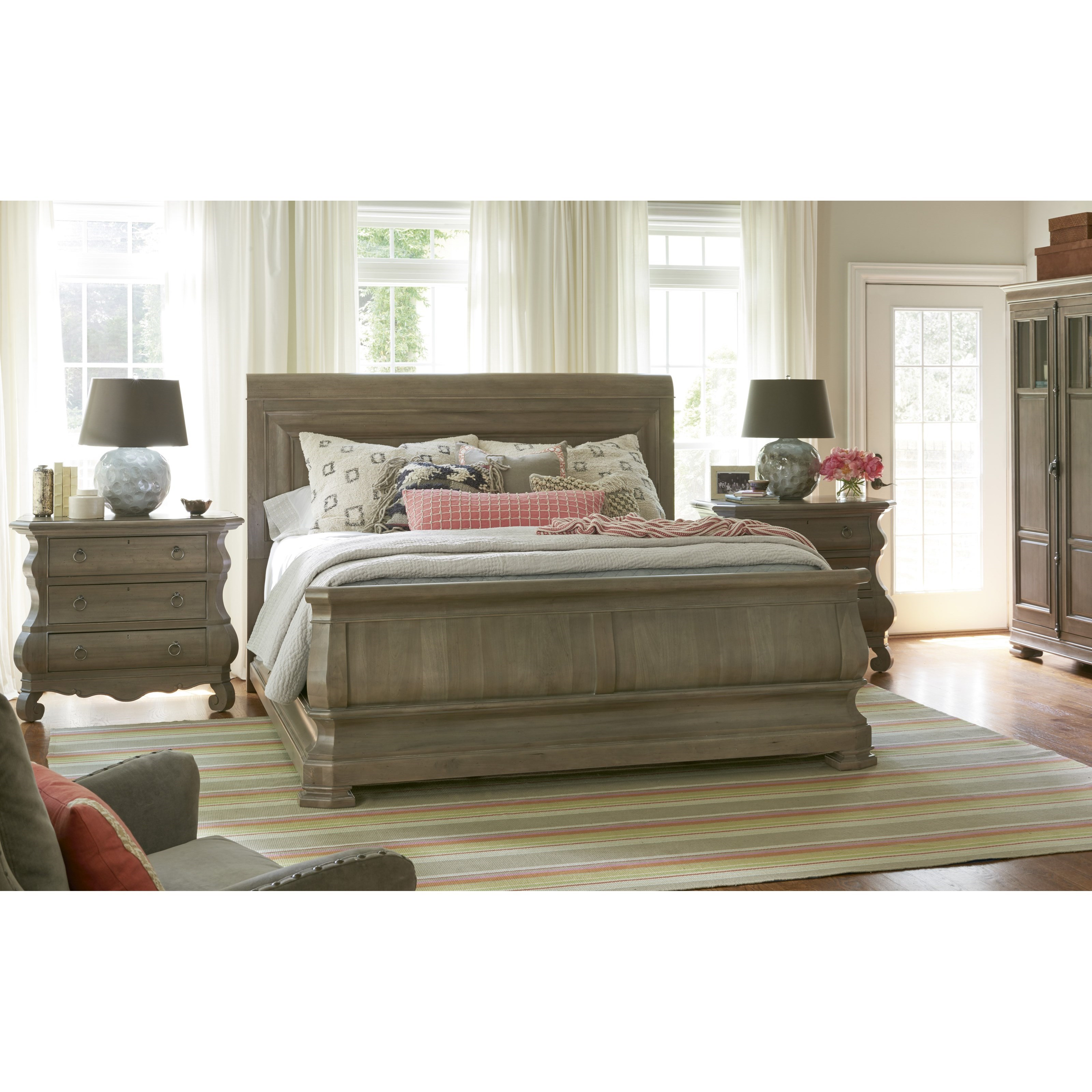 Reprise Queen Bedroom Group by Universal at Baer's Furniture