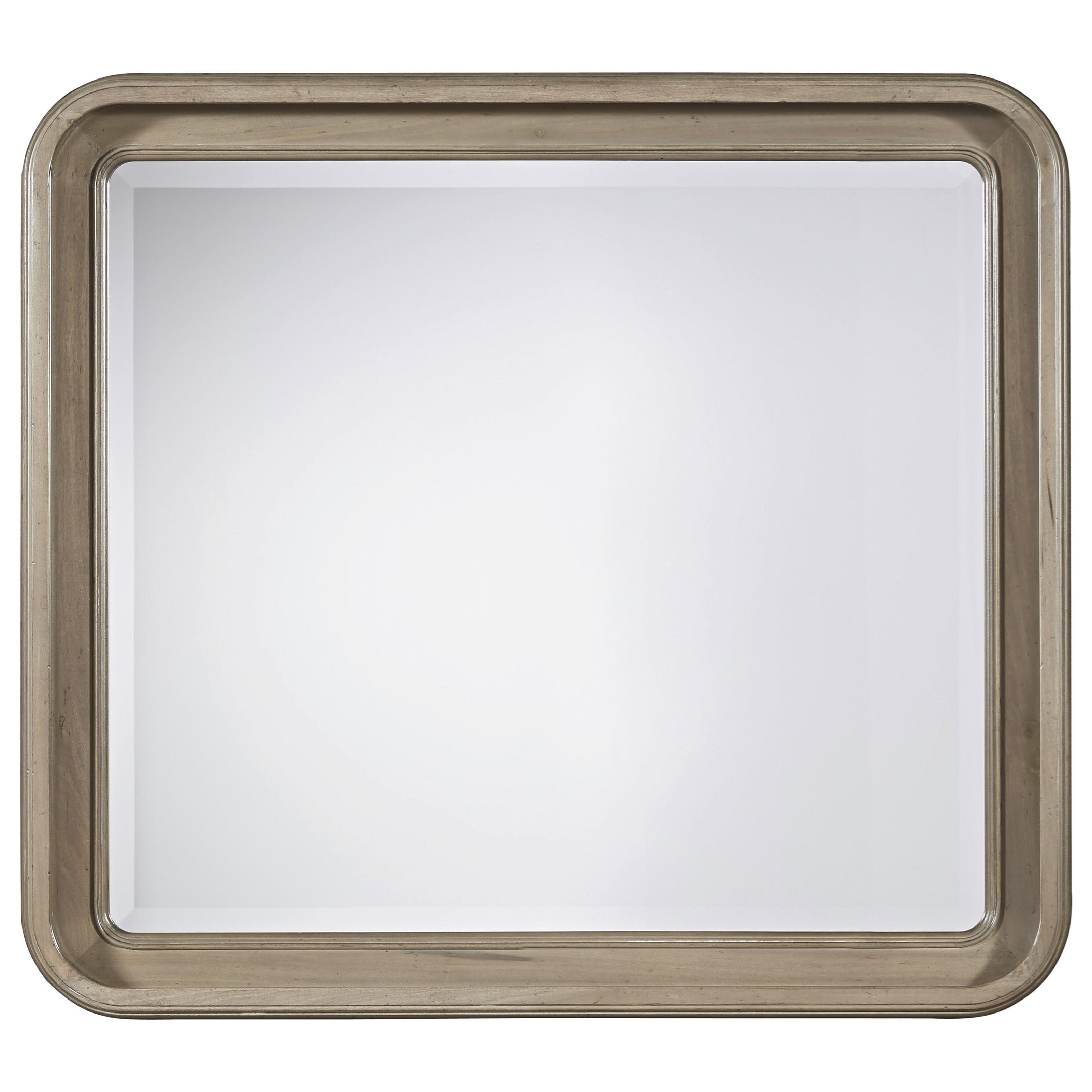 Reprise Mirror by Universal at Baer's Furniture