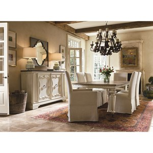 Morris Home Furnishings Sojourn Dining Room Group