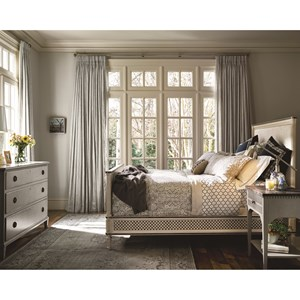 Morris Home Furnishings Sojourn Queen Bedroom Group