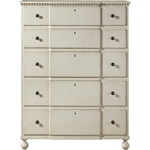 Morris Home Furnishings Sojourn Drawer Chest