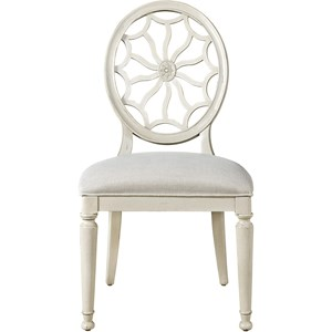 Morris Home Furnishings Sojourn Side Chair
