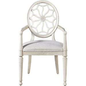 Morris Home Furnishings Sojourn Arm Chair