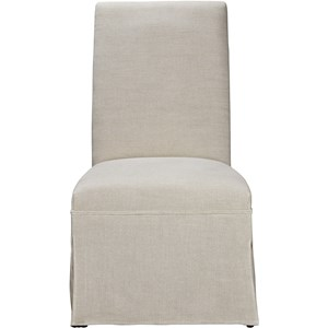Morris Home Furnishings Sojourn Respite Upholstered Side Chair