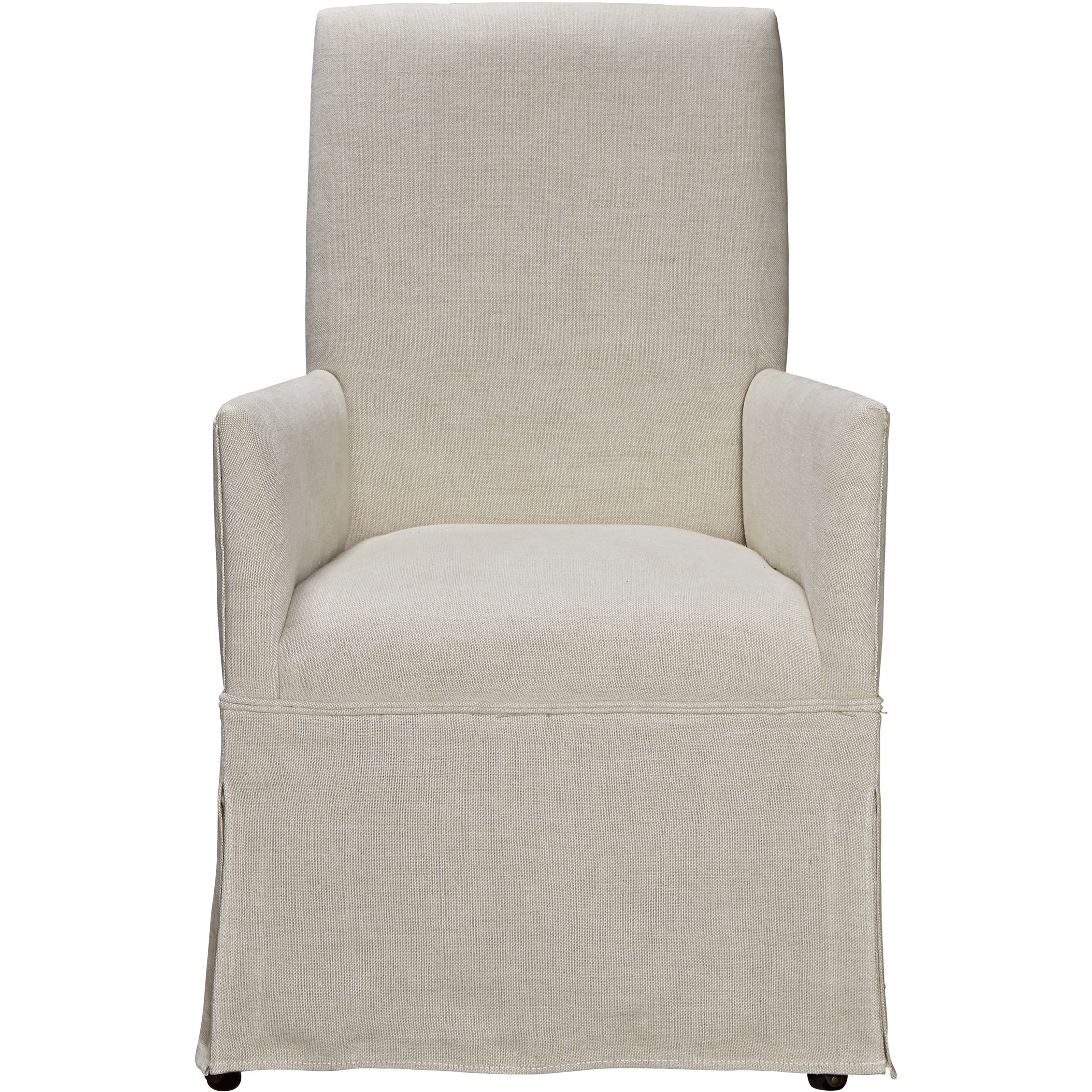 Universal Sojourn Respite Upholstered Arm Chair - Item Number: 543A639-RTA