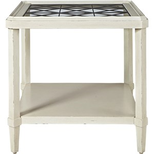 Morris Home Furnishings Sojourn End Table