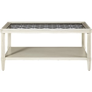 Morris Home Furnishings Sojourn Cocktail Table