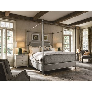 Universal Sojourn King Bedroom Group