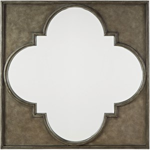 Morris Home Furnishings Sojourn Metal Mirror