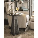 Morris Home Furnishings Sojourn Chair Side Table