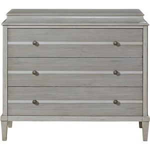 Morris Home Furnishings Sojourn Hall Chest