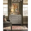 Universal Sojourn Hall Chest with 3 Drawers