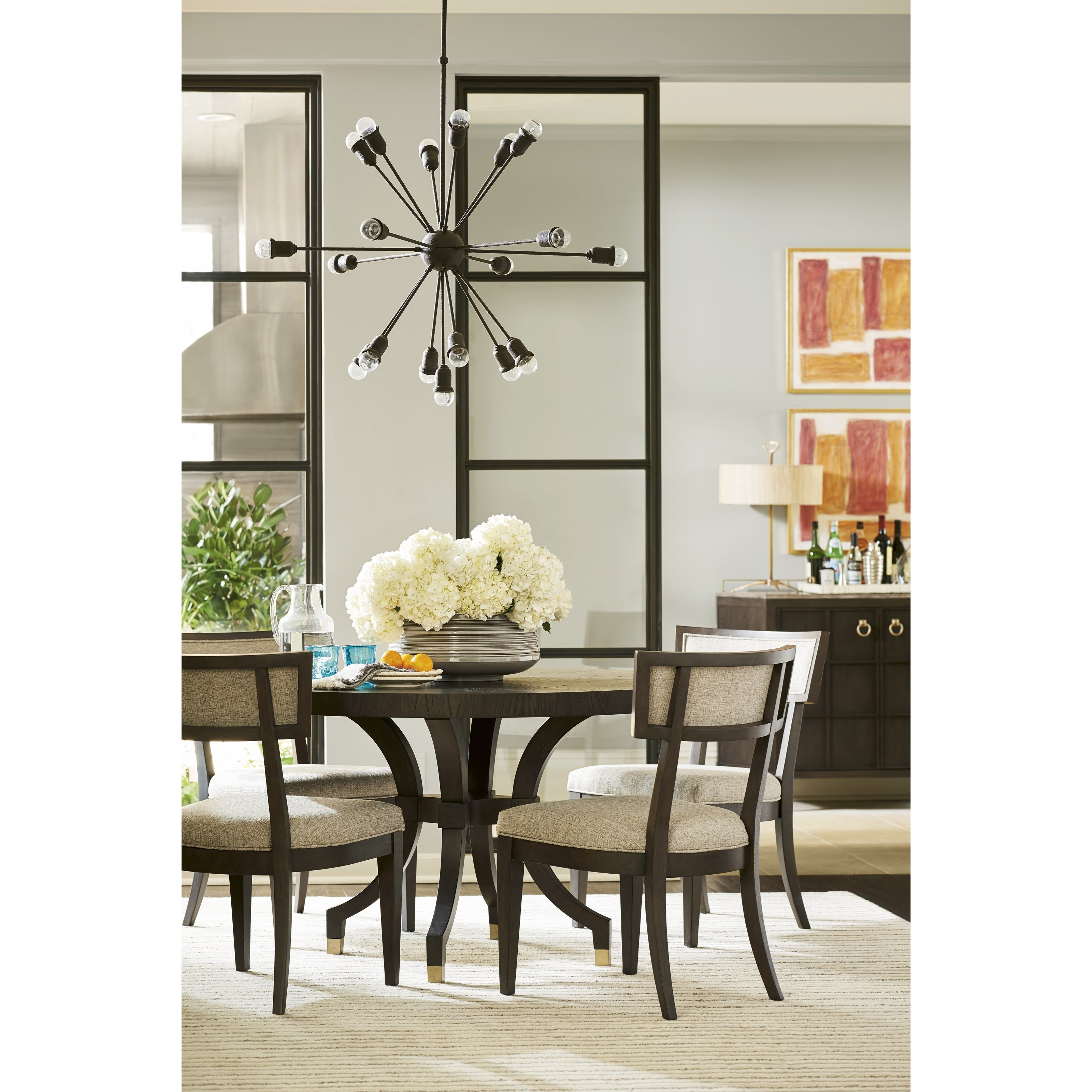 Universal Soliloquy Casual Dining Room Group