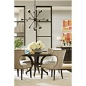 Universal Soliloquy Casual Dining Room Group - Item Number: 788 Dining Room Group 5