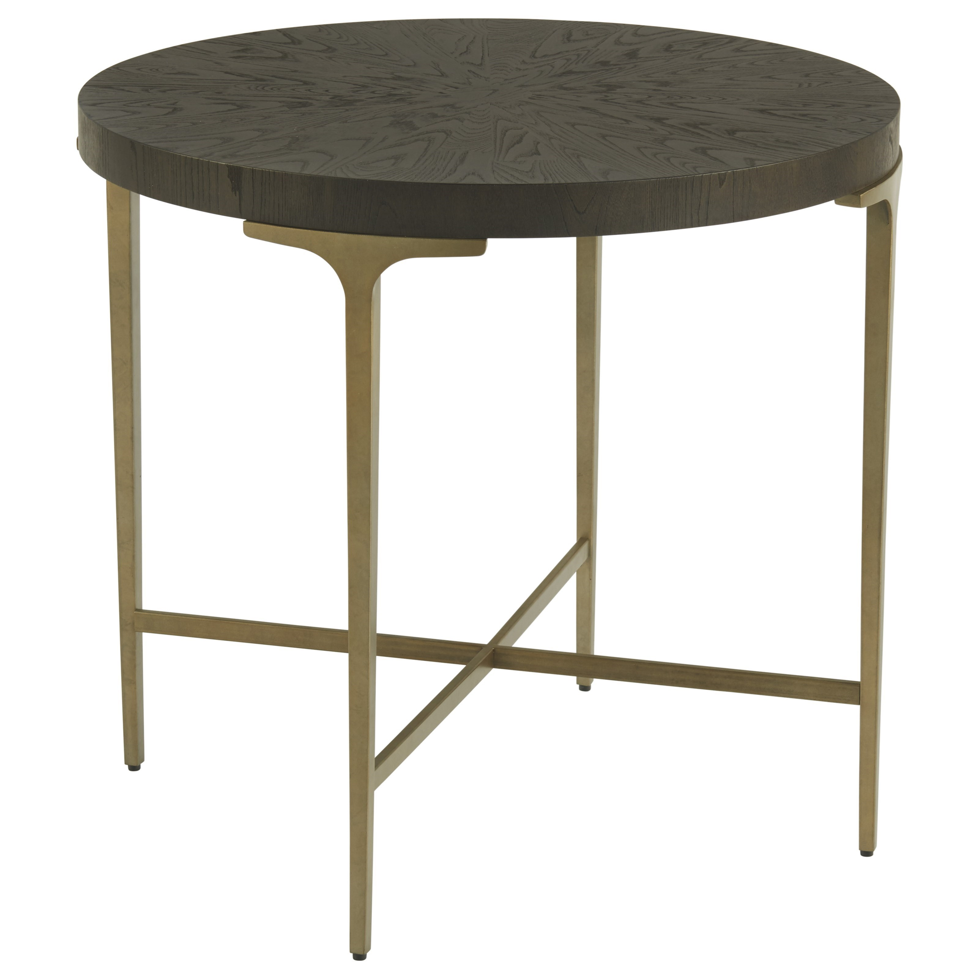 Soliloquy Dahlia End Table by Universal at Baer's Furniture