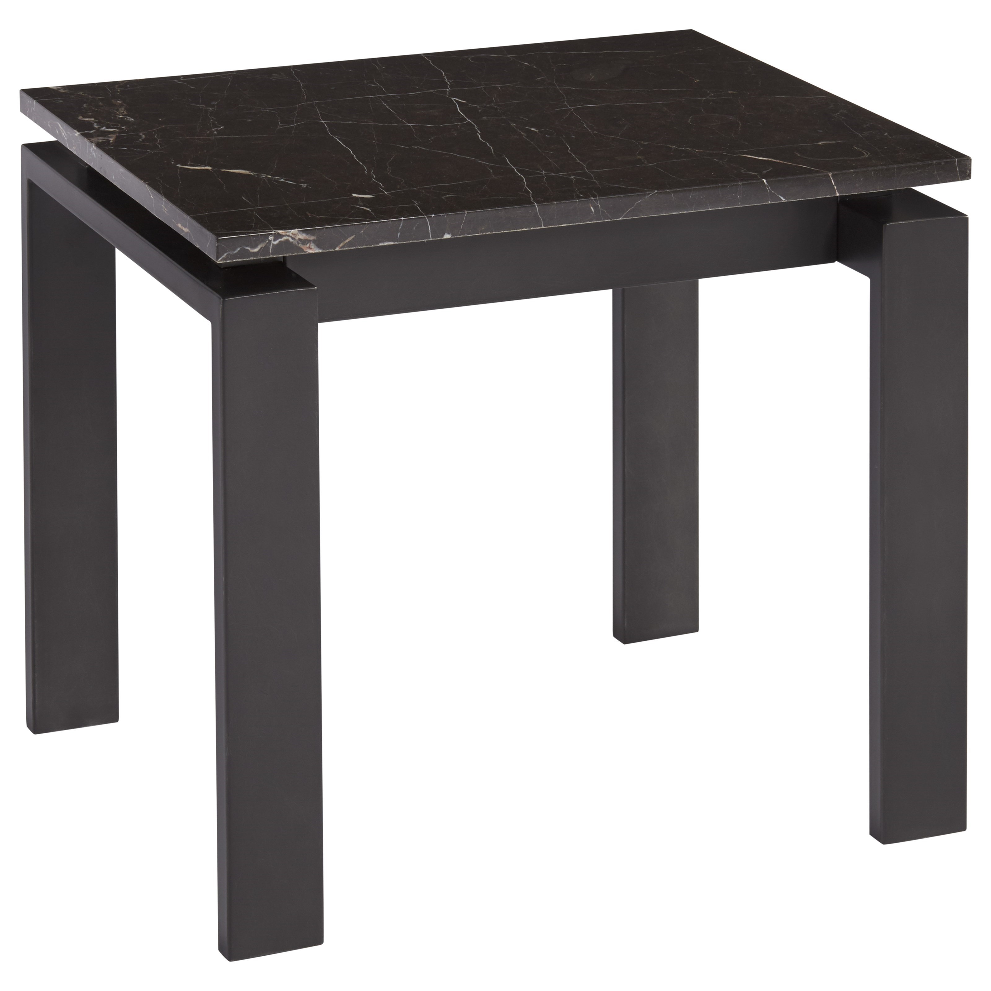 Spaces Mixed Media Vance End Table by Universal at Baer's Furniture