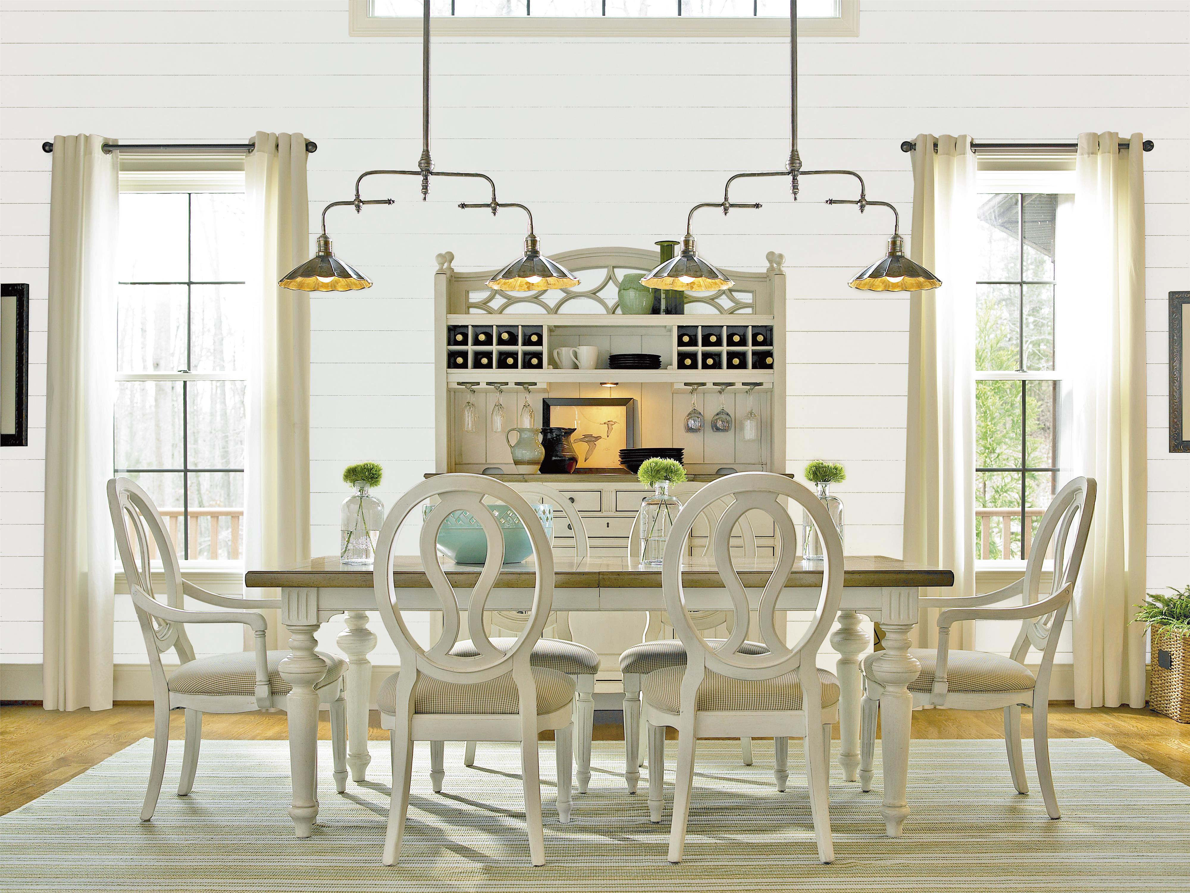 Morris Home Furnishings Summer Shade Summer Shade 5-Piece Dining Set - Item Number: 358841077