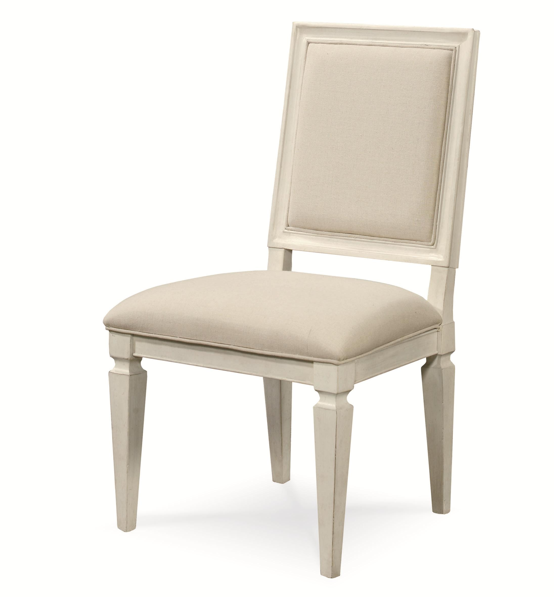 Summer Hill Woven Accent Side Chair by Universal at Baer's Furniture