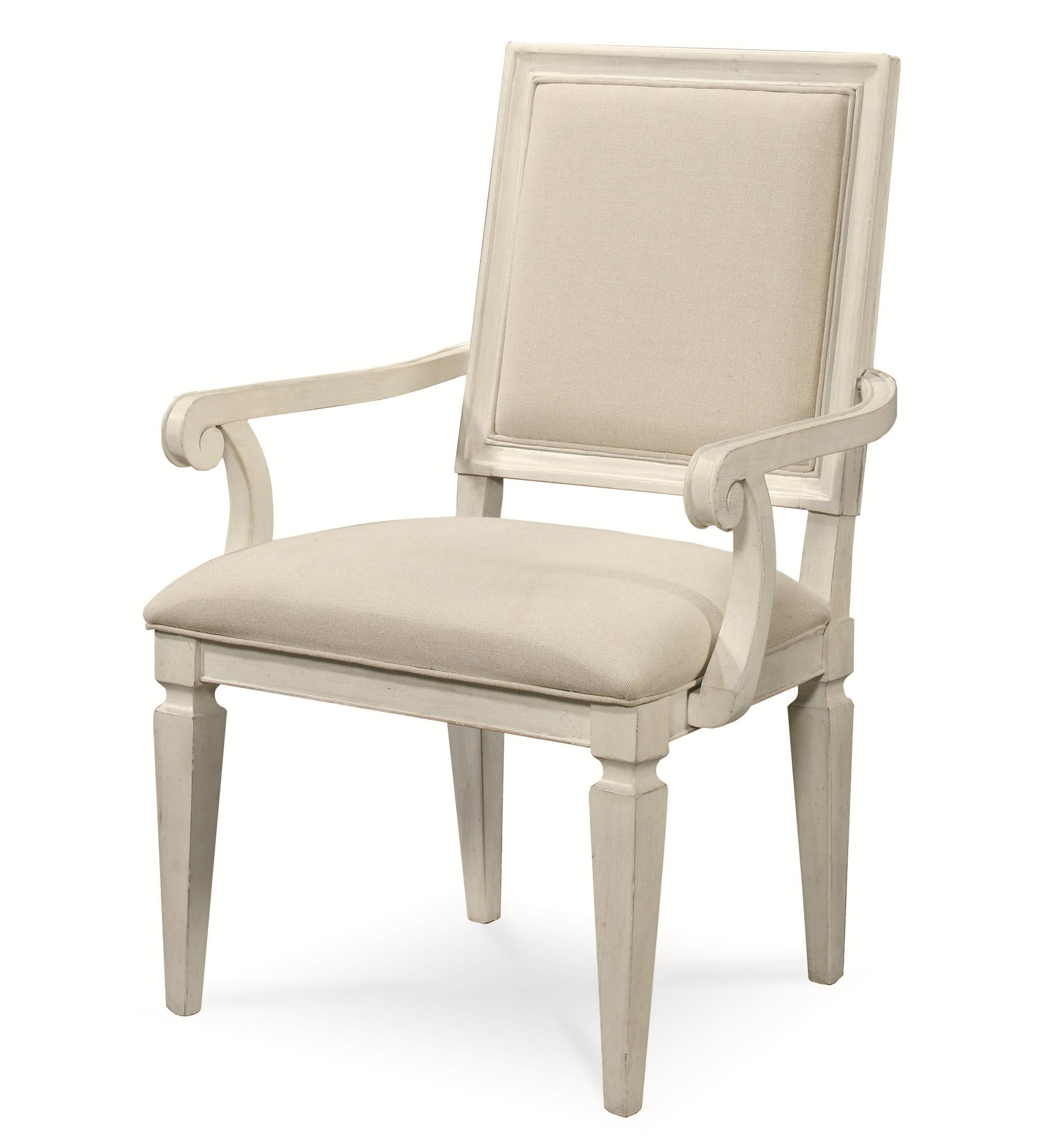 Universal Summer Hill Woven Accent Arm Chair - Item Number: 987635-RTA