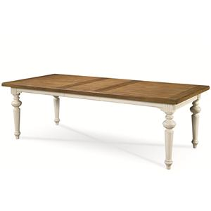 Wittman & Co. Summer Shade Summer Shade Rectangular Dining Table