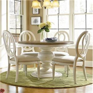 Morris Home Furnishings Summer Shade 5 Piece Dining Set