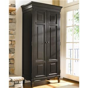 Morris Home Furnishings Summer Hill Tall Cabinet