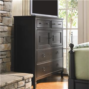 Morris Home Furnishings Summer Hill Dressing Chest