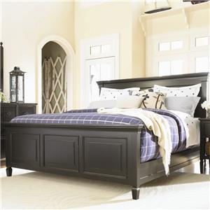 Morris Home Furnishings Summer Hill Queen Panel Bed